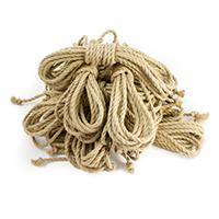 Cuerdas de yute 100% natural