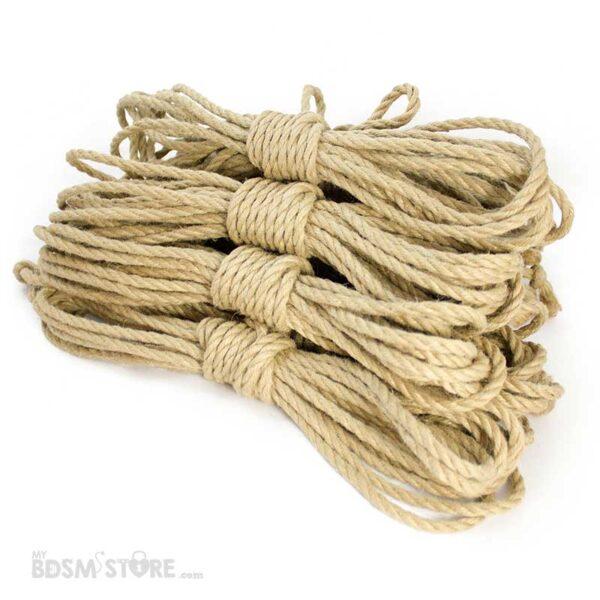 Shibari y Cuerdas